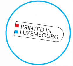 LABEL PRINTED IN LUXEMBOURG